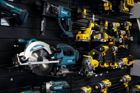 Hand tools & Power tools photo